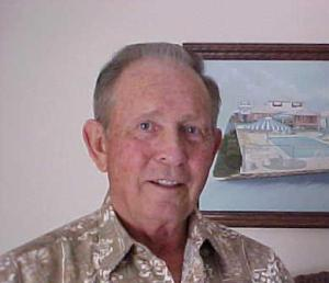 Ed Neidens, Mayor of Kure Beach, 1990-1991