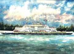 514 Notecards Ferry