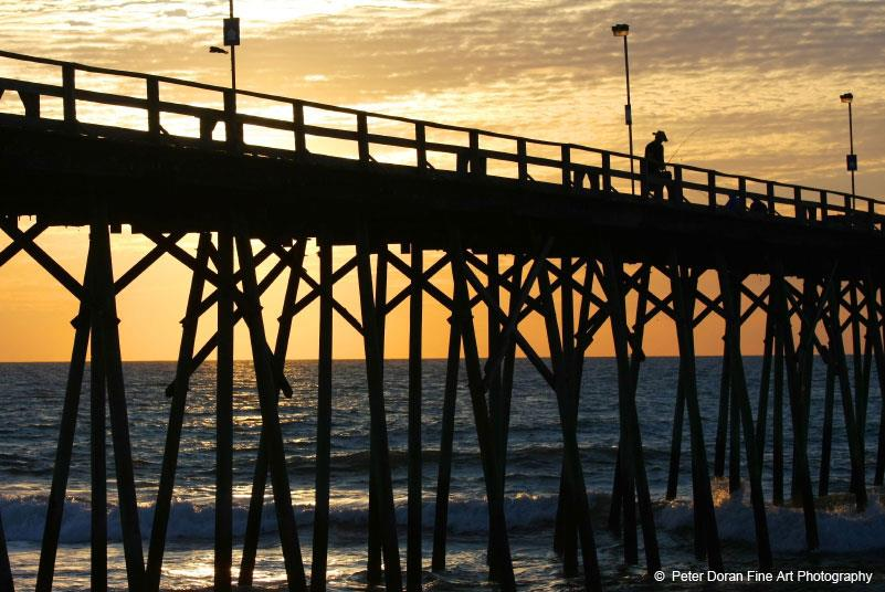 "Oral History – Mike Robertson – Part 2 ""Kure Beach Pier"