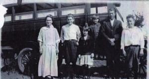 School Bus 1930's