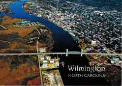WIlmington - Cape Fear River