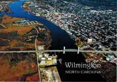 WIlmington - Cape Fear River