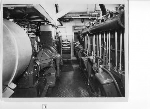 Engine Room EDCO tug