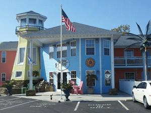 Drifter's Reef Motel