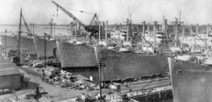 Liberty Ships - built in Wilmington