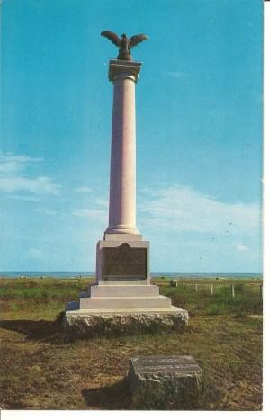 Battle Acre Monument