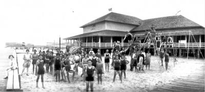 Carolina Moon Pavilion c. 1912 NHC Library - LT Moore Collection