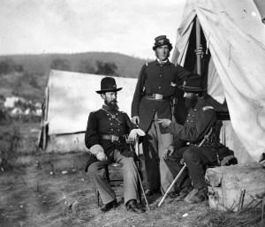 Col John S Crocker- Lt Col Benjamin C Butler