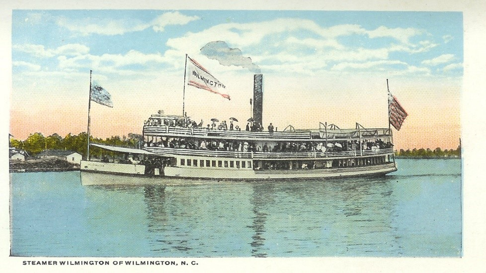 Steamer Wilmington</i