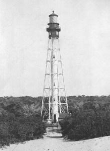 Cape Fear Lighthouse - 1914
