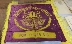 Fort Fisher Sweetheart Pillow