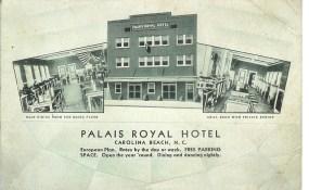 Palais Royal Hotel