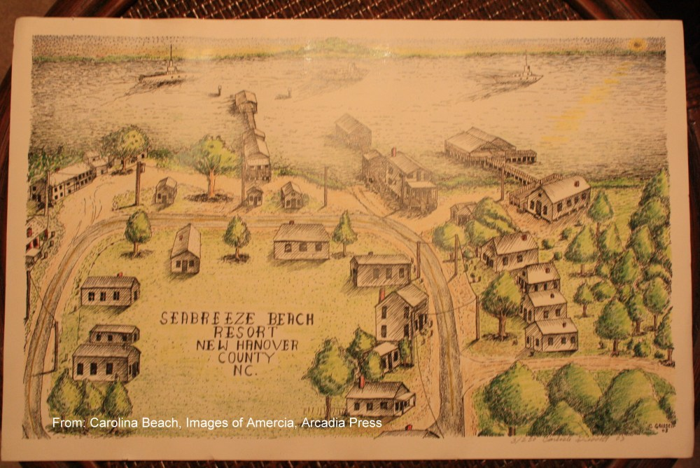 Seabreeze drawing - CB Images of America