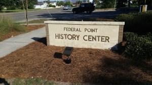 History Center Monument Daytime 06-0816 b