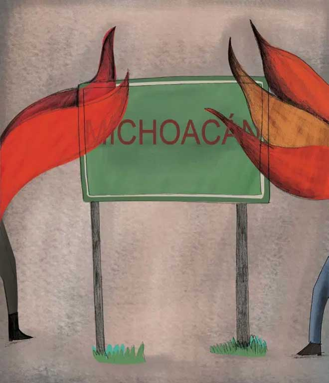 Caminos sinuosos: la cuarta alternancia de Michoacán