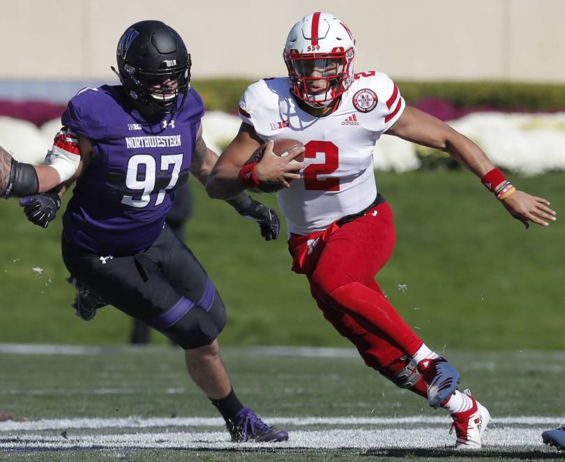 Nebraska Northwestern Football 87222 - Thorson, Luckenbaugh lead Northwestern over Nebraska in OT