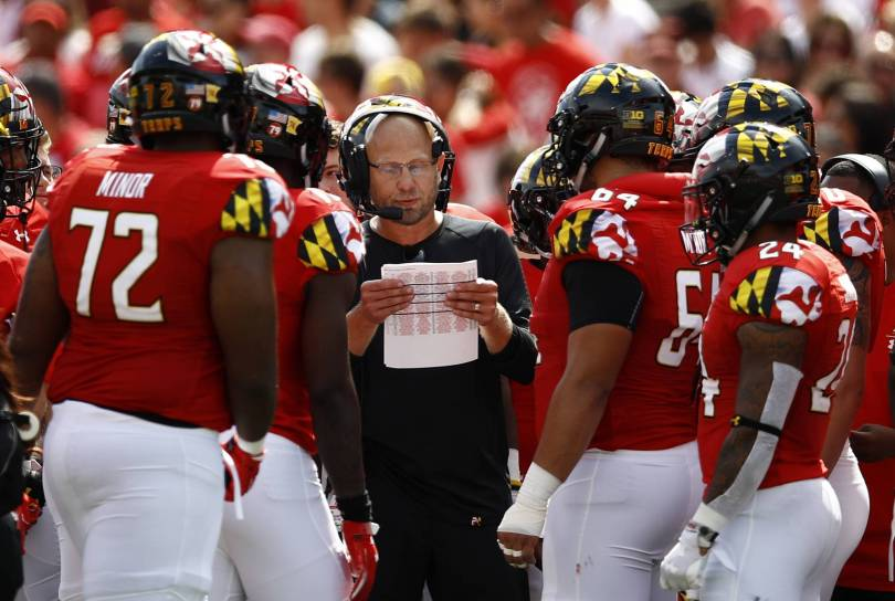 Rutgers Maryland Football 29217 - Maryland faces Rutgers at 'special' homecoming for Terps