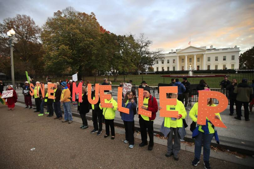 Protect Mueller Rally 29005 - White House braces for Mueller's next steps
