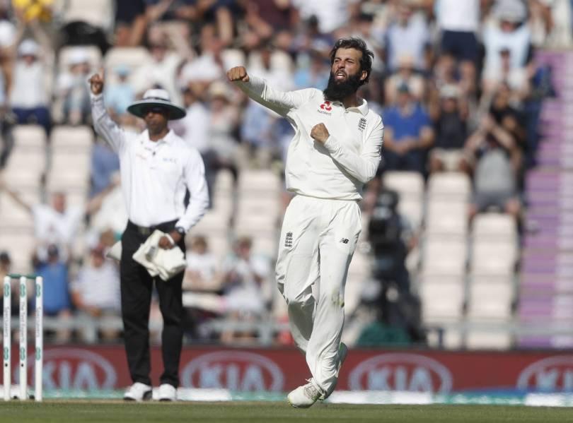 Britain Cricket England India 18887 - Cricket Australia probe as Ali says he was called 'Osama'