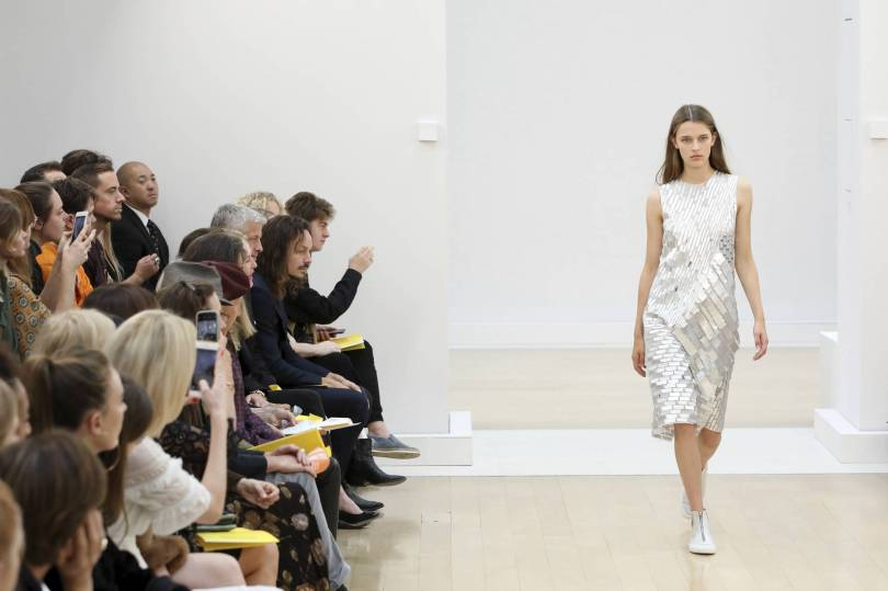 Britain Fashion Spring Summer 2019 Jasper Conran 20697 - Anything goes: Day 2 of London Fashion Week heats up
