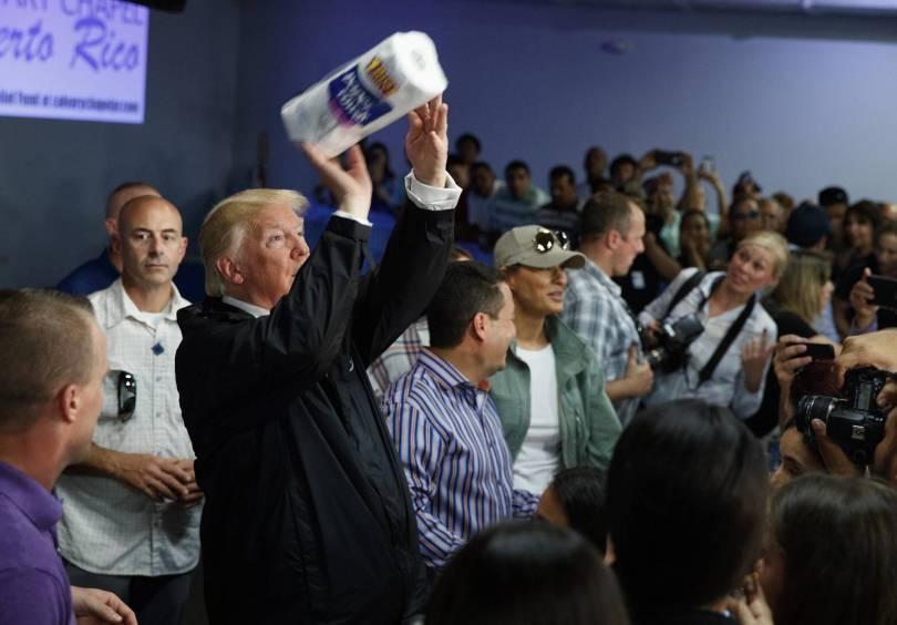 Disaster Politics 07089 - Feeling your pain: Presidents tread tricky disaster politics