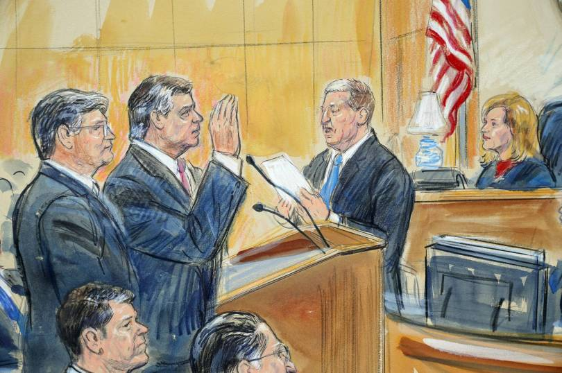 Trump Russia Probe Manafort 02908 - Manafort plea deal begs key question: What does he know?