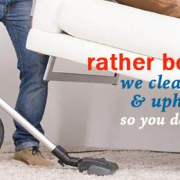 Federal Way Carpet Upholstery Cleaning