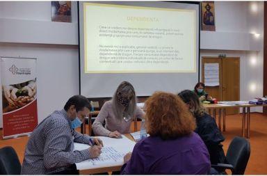 """Invitație participare la programul de formare profesională, specializare, ocupația """"Consilier în domeniul adicțiilor"""" COD COR 263502"""