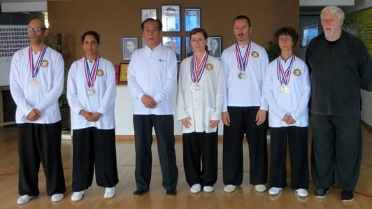 Read more about the article Compétition à Xi'an