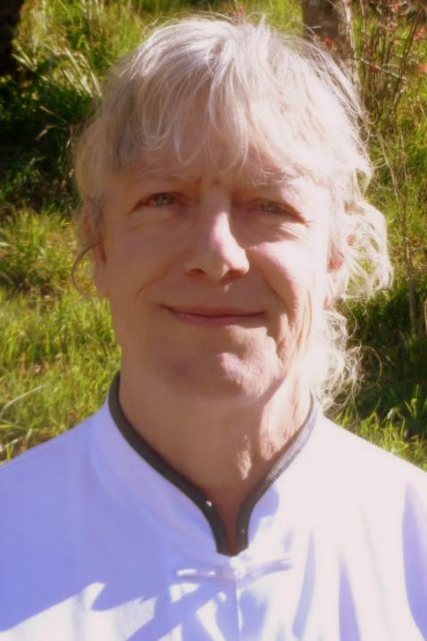 Portrait de Dominique Clergue, professeur de l'école Nuage~Pluie
