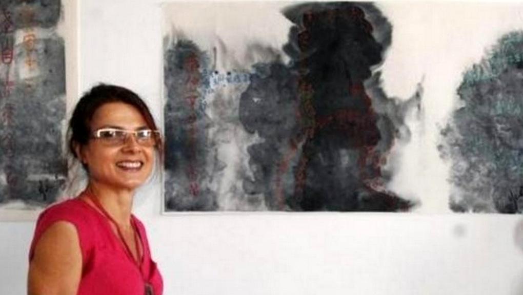Portrait de Yolaine Escande