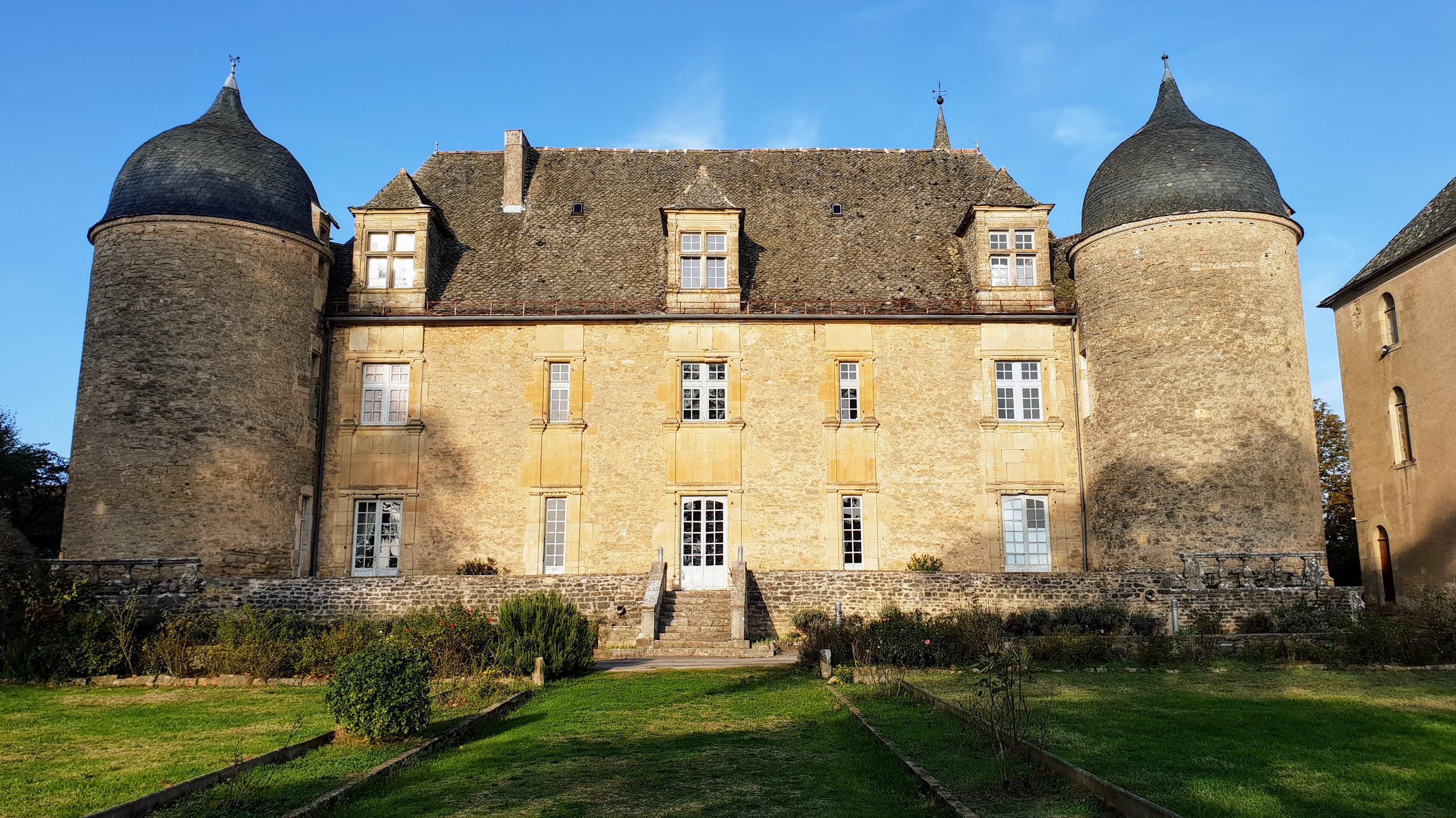 Chateau de Graves, Villefranche de Rouergue