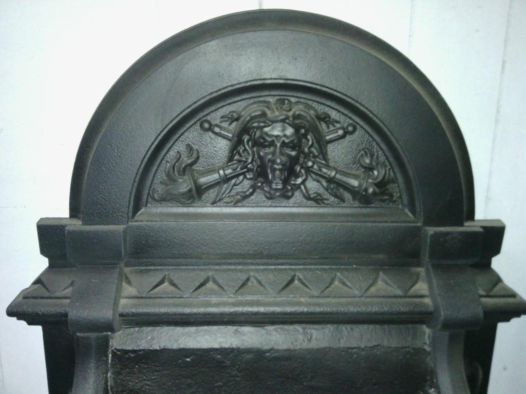 Cast Iron Fireplace Inserts