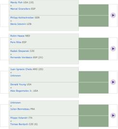 Wimbledon 2011 draw 2