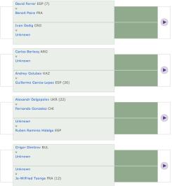 Wimbledon 2011 draw 5
