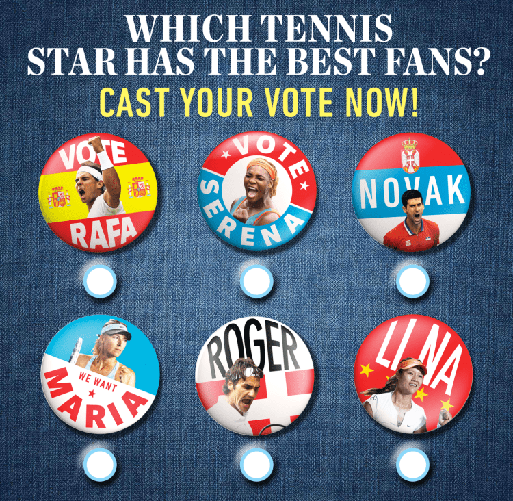 Tennis Tuesday Vote