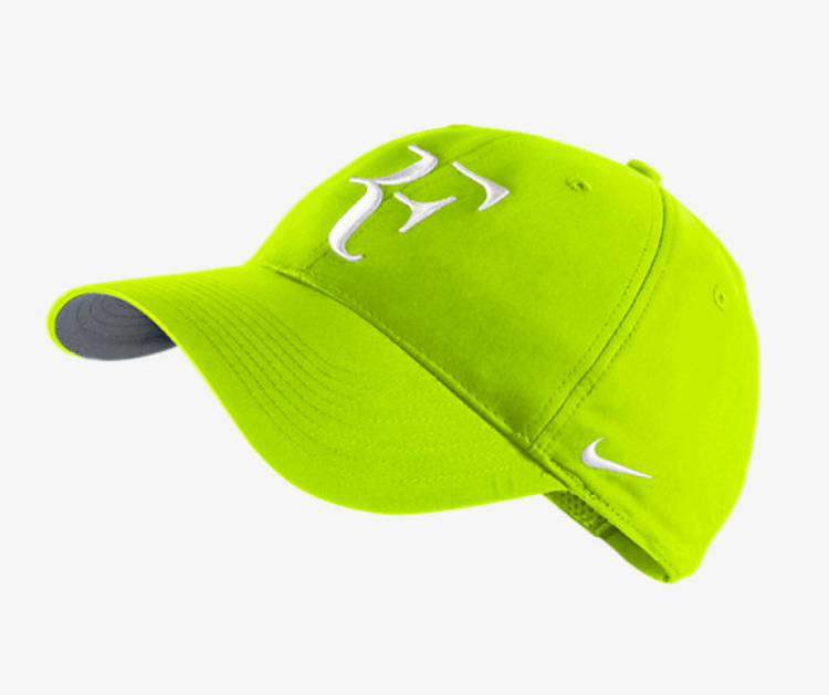 Federer 2015 Australian Open RF Hat