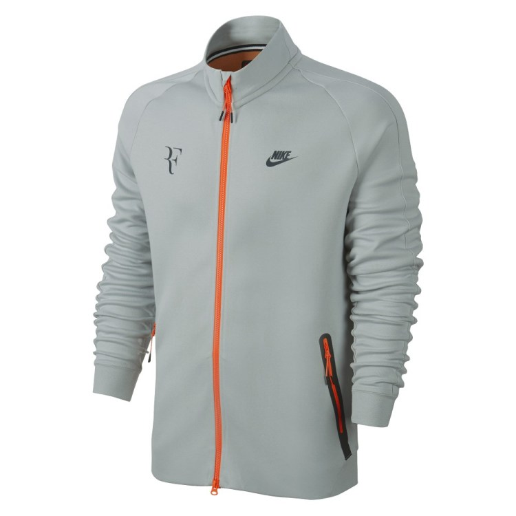 Federer Indian Wells 2015 RF Jacket