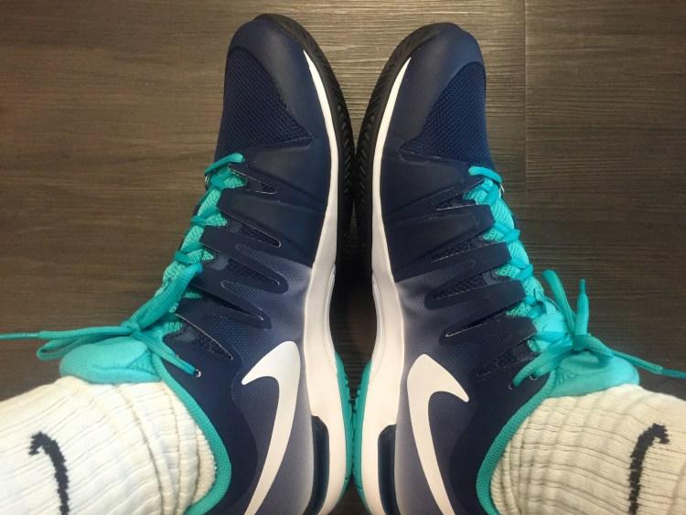 Nike Zoom Vapor 9.5 Tour Navy/Green