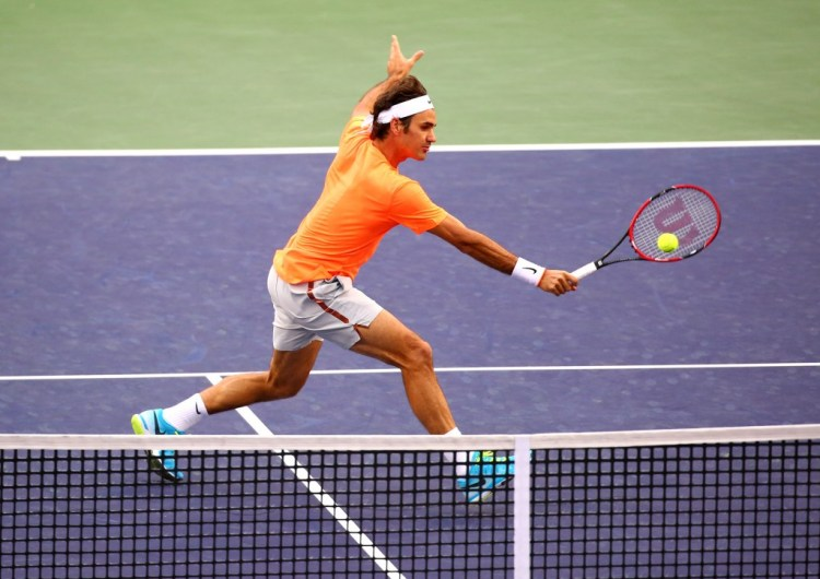 Federer withdraws from Indian Wells