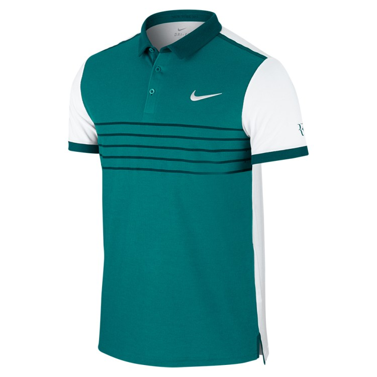Federer US Open 2015 Nike Polo