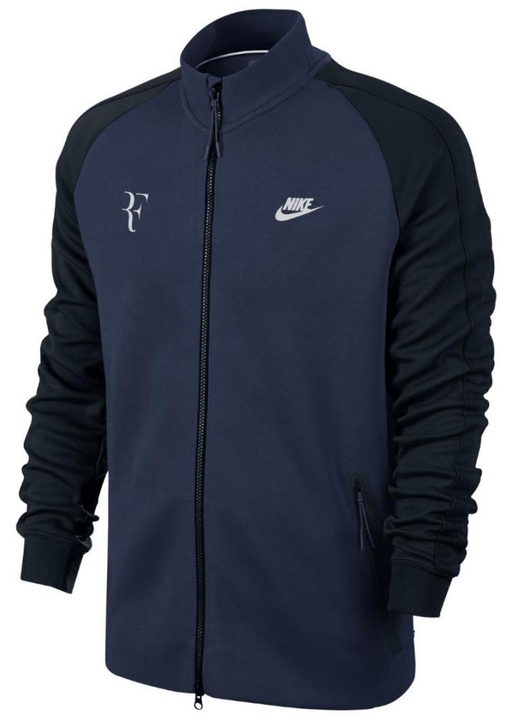 Federer Nike Winter 2015 Jacket