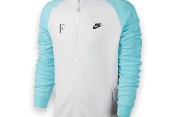 Roger Federer 2016 Brisbane Nike RF Jacket