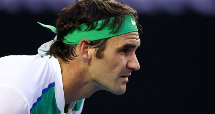 Roger Federer 2016 Australian Open First Round