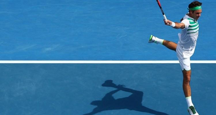 Roger Federer 2016 Australian Open Quarterfinals