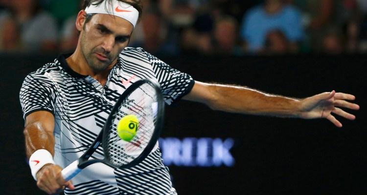 Roger Federer 2017 Australian Open
