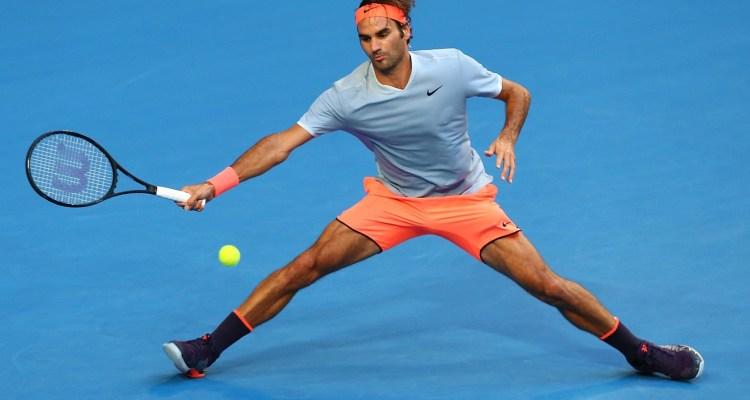 Roger Federer 2017 Hopman Cup Perth Australia