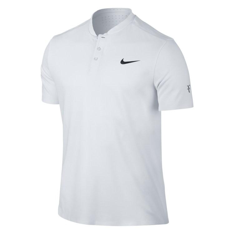 Roger Federer 2017 Wimbledon Mock Polo