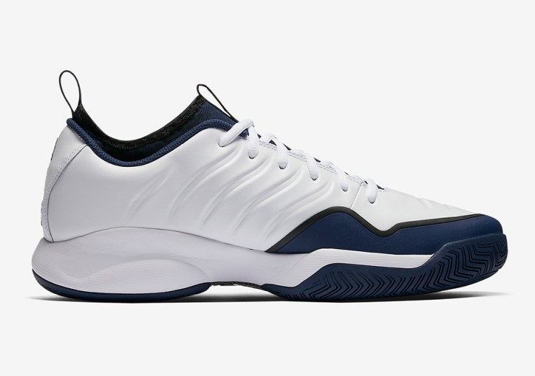 Nike Air Zoom Oscillate XX White Navy