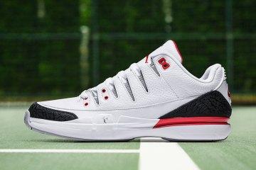 Nike Zoom Air Jordan 3 Fire Red